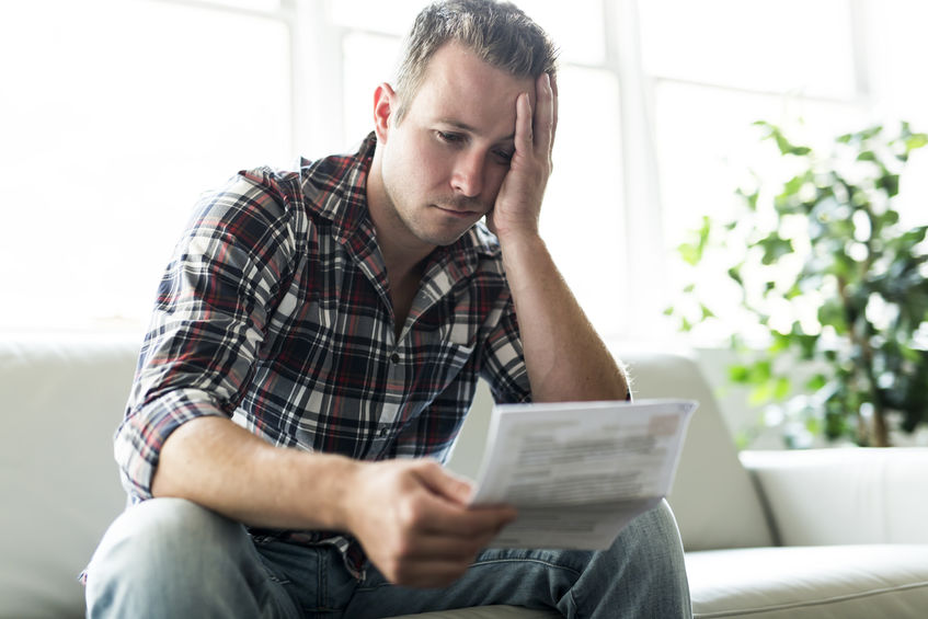 foreclosure - falling behind on payments